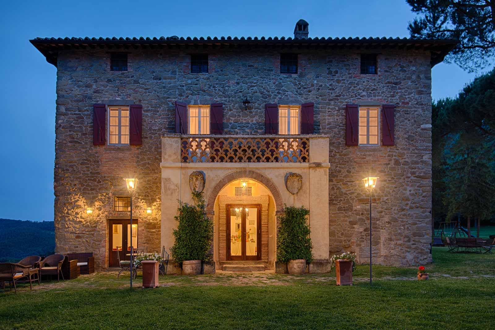 villa-in-umbria-historical